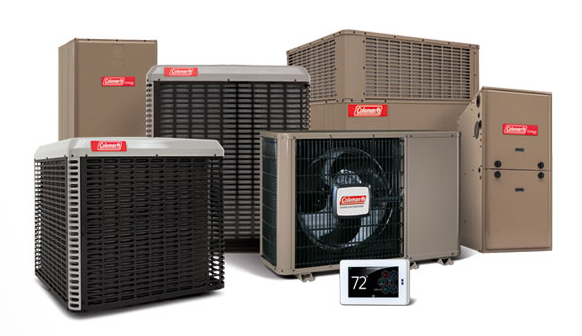 Coleman Commercial & Residential Heating and Air Conditioning